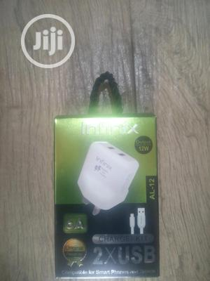 Original Infinix 2 X USB Charger | Accessories for Mobile Phones & Tablets for sale in Lagos State, Ikeja
