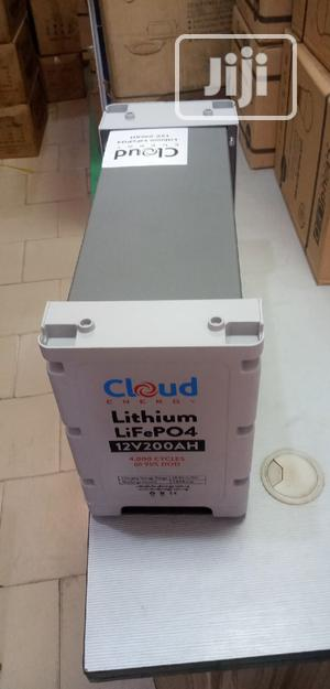 Cloud Lithium Battery 200 Ahs | Solar Energy for sale in Lagos State, Ojo