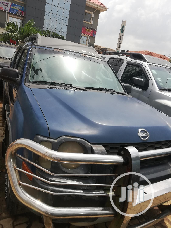Archive: Nissan Xterra 2002 Blue