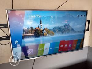 """43"""" LG Smart Webos Uhd 4K Hdr TV 2017model { Uj654tg }   TV & DVD Equipment for sale in Lagos State, Ojo"""
