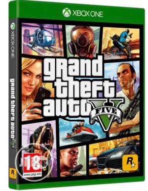 Brand New GTA Five (Premium Edition) | Video Games for sale in Lagos State, Ikeja