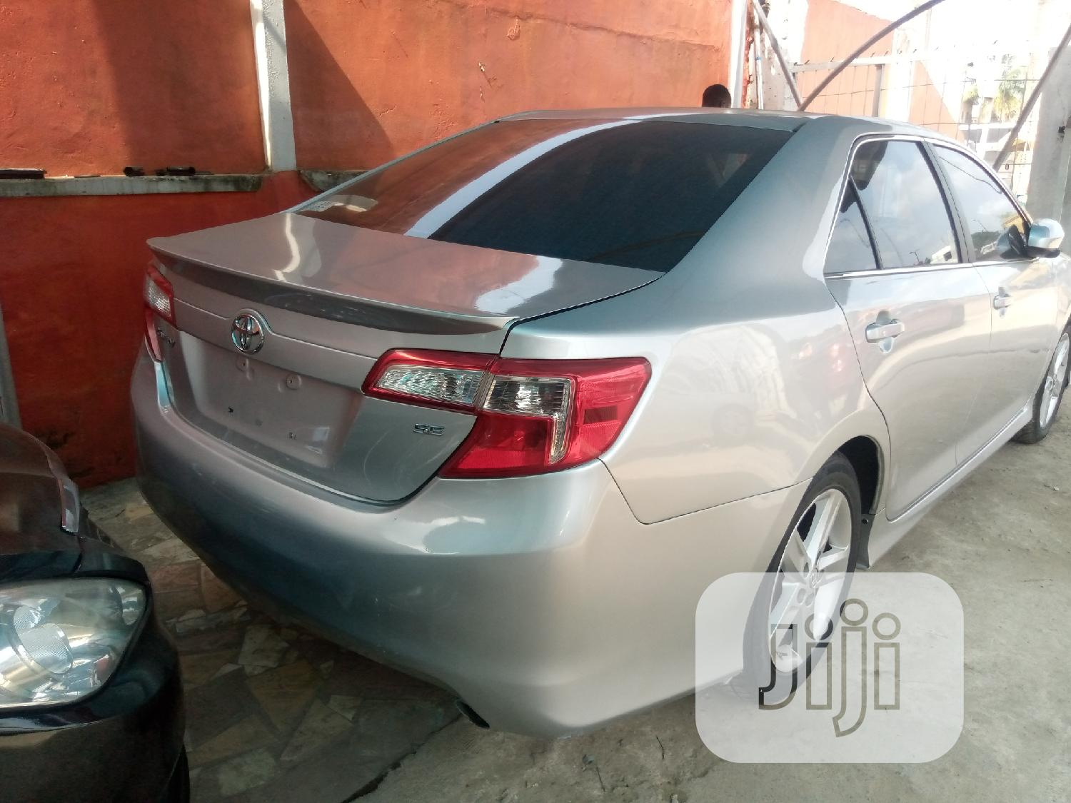 Toyota Camry 2013 Silver | Cars for sale in Ikeja, Lagos State, Nigeria