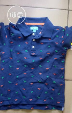 Unique Blue Polo   Children's Clothing for sale in Abuja (FCT) State, Karu