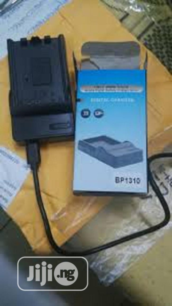 Battery Pack Charger For All Cameras Battery (Bp 1310)