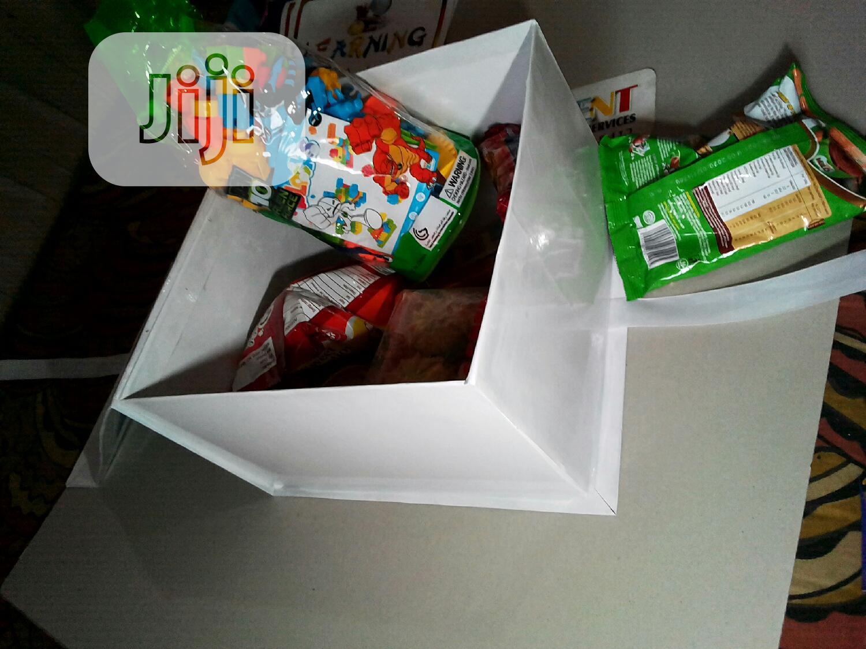 Archive: Surprise Box, Explosion Box, Gift Box