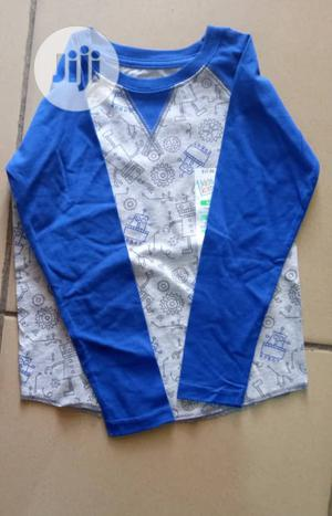 Blue Sleeves Top | Children's Clothing for sale in Nasarawa State, Nasarawa