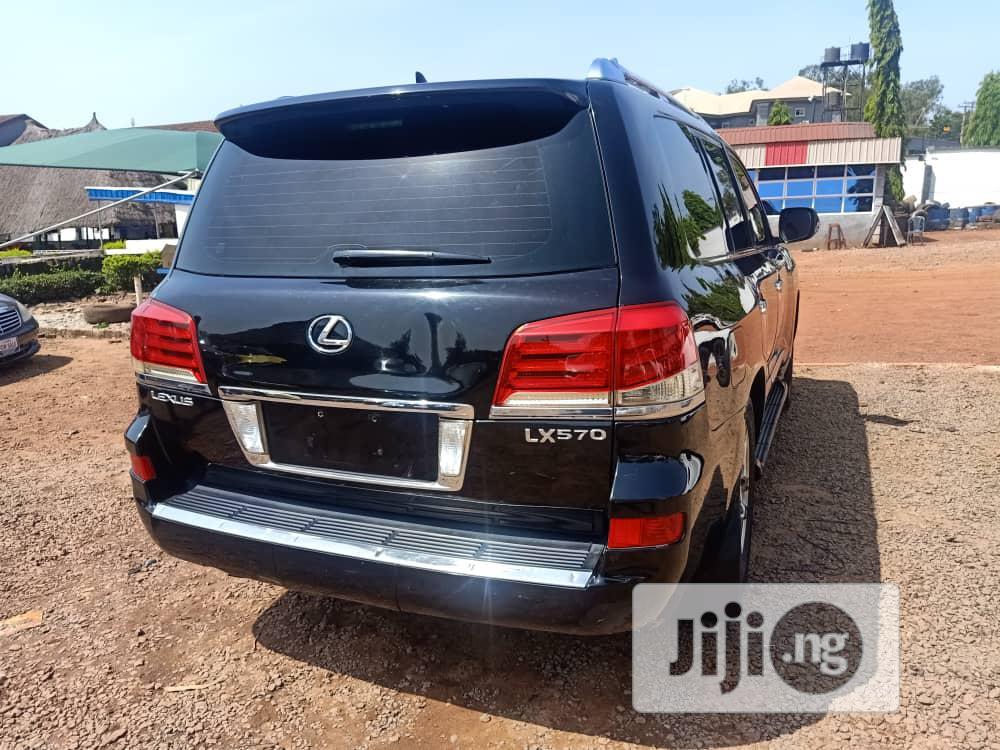 Lexus LX 2010 570 Black | Cars for sale in Enugu / Enugu, Enugu State, Nigeria