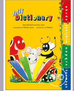 Jolly Dictionary.   Books & Games for sale in Lagos State, Surulere