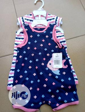 2 in 1 Baby Girl Rumper | Children's Clothing for sale in Nasarawa State, Nasarawa
