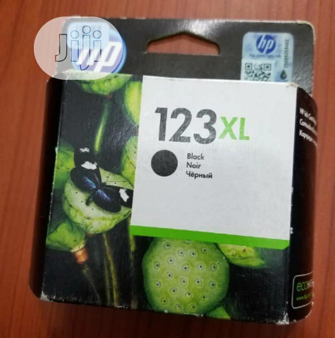 Archive: HP 123XL Black Inkjet