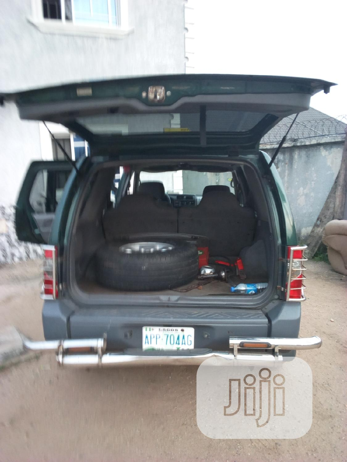 Nissan Xterra 2002 XE 4x4 Green | Cars for sale in Owerri, Imo State, Nigeria
