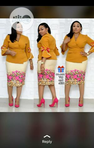 Female Turkey Skirt and Blouse Black Friday Sales   Clothing for sale in Lagos State, Ikeja