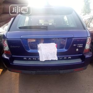Land Rover Range Rover Sport 2010 HSE 4x4 (5.0L 8cyl 6A) Blue   Cars for sale in Enugu State, Enugu