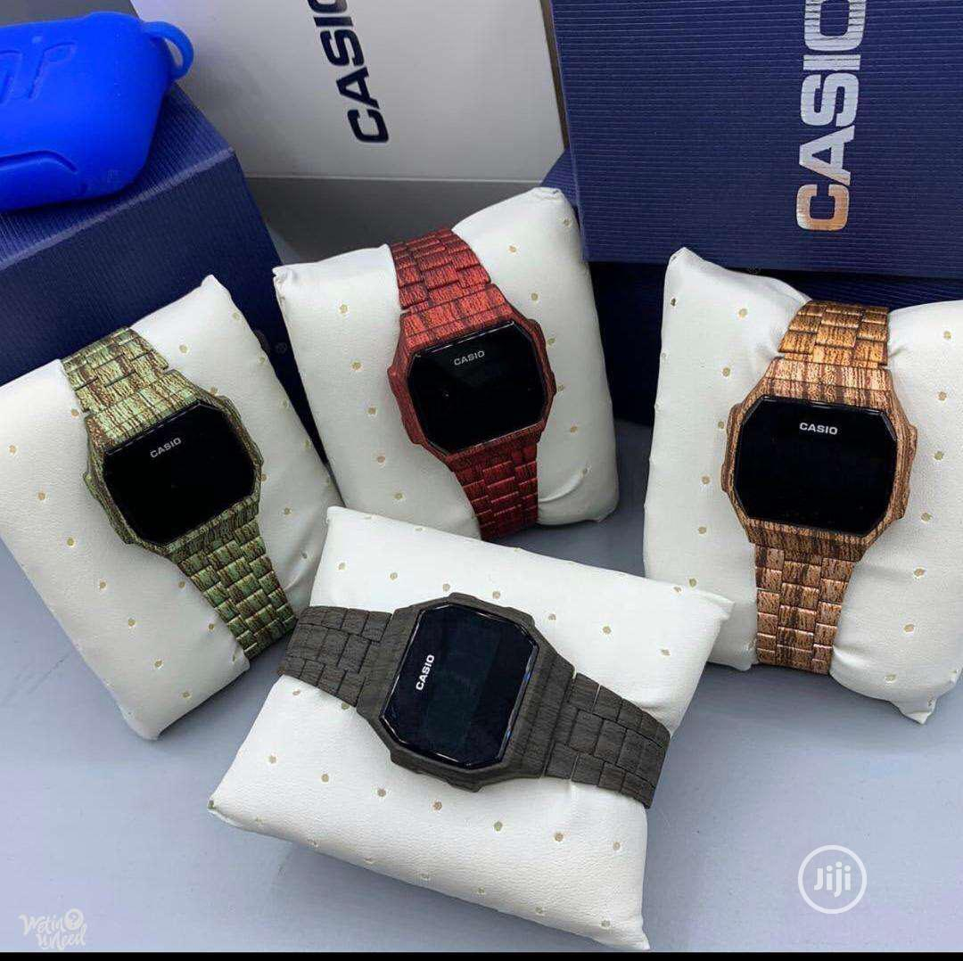 Casio Wristwatch | Watches for sale in Shomolu, Lagos State, Nigeria