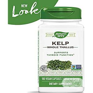 ORIGINAL NATURE'S WAY KELP ( Thyroid Support Function )   Vitamins & Supplements for sale in Lagos State, Victoria Island