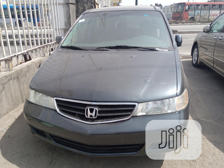 Honda Odyssey 2004 LX Automatic Gray