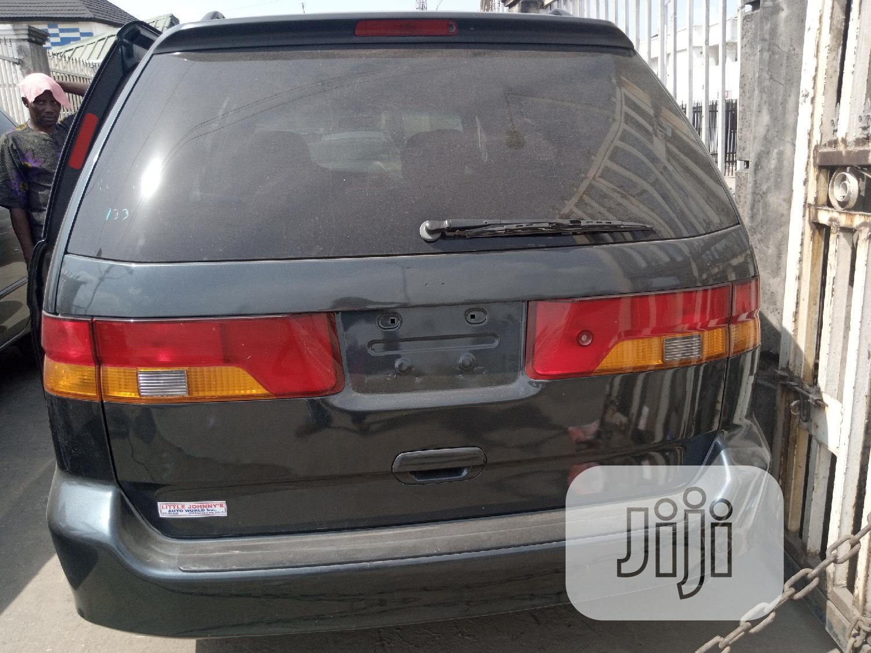 Honda Odyssey 2004 LX Automatic Gray | Cars for sale in Agboyi/Ketu, Lagos State, Nigeria