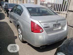 Nissan Maxima 2004 Silver | Cars for sale in Lagos State, Agboyi/Ketu