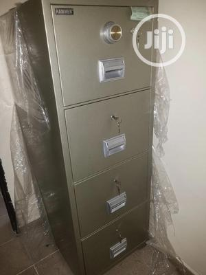 B 4 Compartment Fire Proof Safe   Safetywear & Equipment for sale in Lagos State, Ikoyi