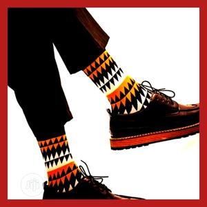 Luxury Colourful Socks - Triangle | Clothing Accessories for sale in Abuja (FCT) State, Central Business Dis