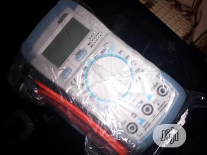 Handheld LCD Digital Multimeter AC/DC Voltage Amp Current   Measuring & Layout Tools for sale in Kwara State, Ilorin South