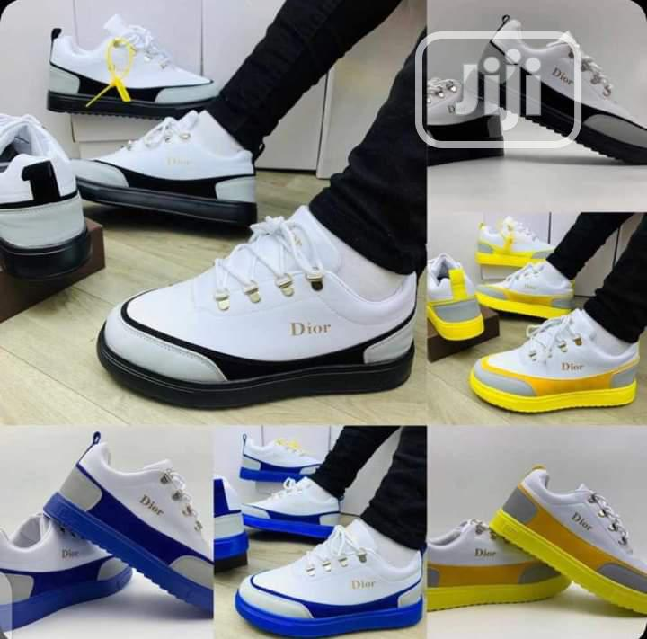 Archive: Mens DIOR Different Fashion Sneakers