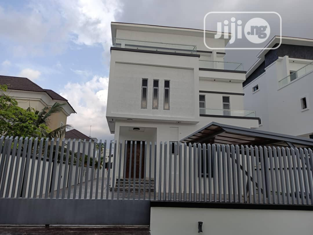 5 Bedroom Fully Detached Duplex With BQ And Swimming Pool | Houses & Apartments For Sale for sale in Lekki, Lagos State, Nigeria