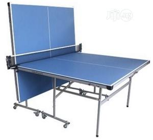 Outdoor Waterproof Table Tennis Board With 6bat 12ball | Sports Equipment for sale in Lagos State, Surulere