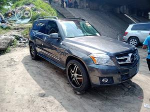 Mercedes-Benz GLK-Class 2011 350 Gray   Cars for sale in Lagos State, Amuwo-Odofin