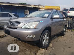 Lexus RX 2005 330 Beige | Cars for sale in Lagos State, Apapa