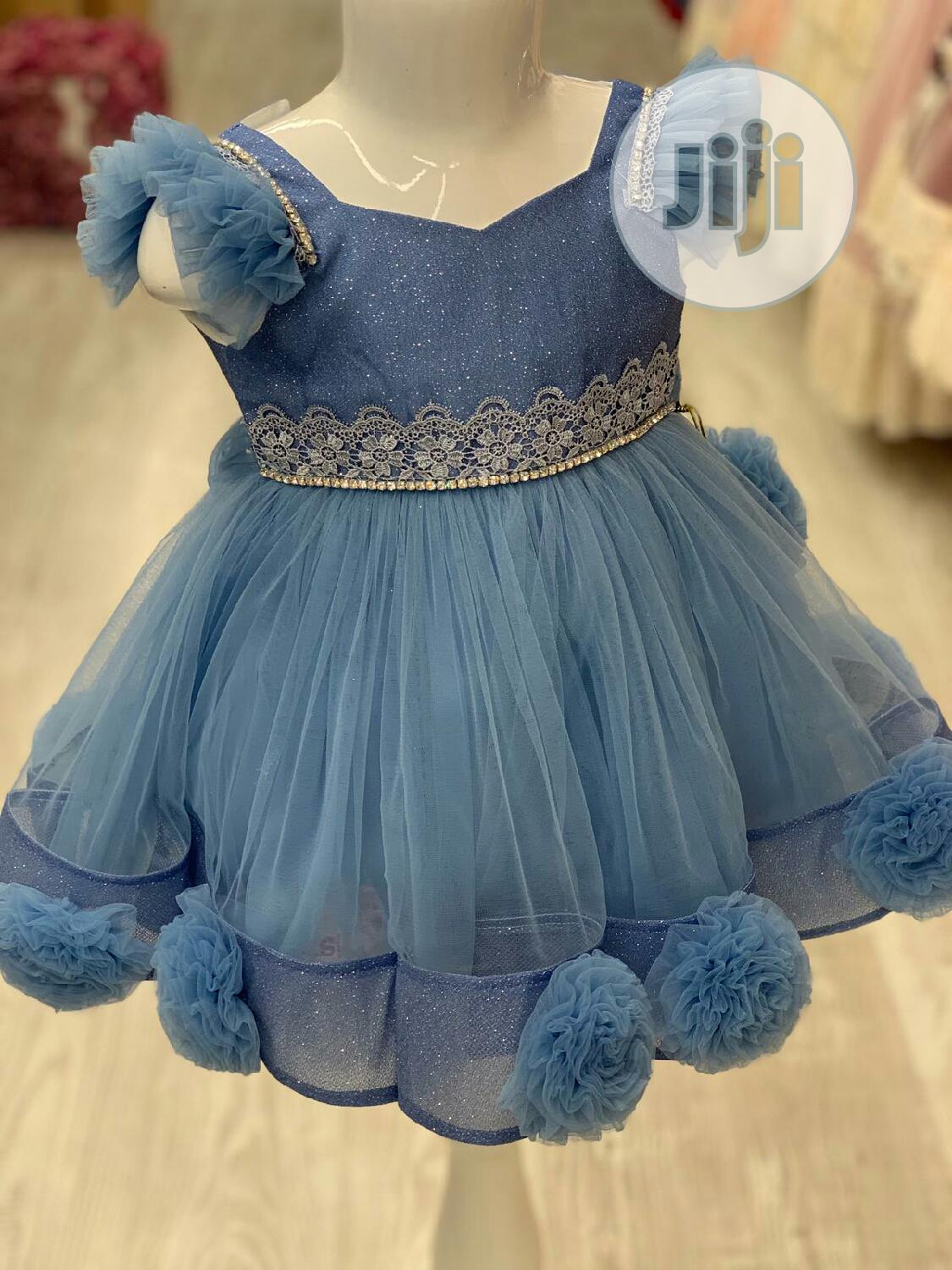 Ember Promo Sales!! Beautif Children Gown Affordable Price
