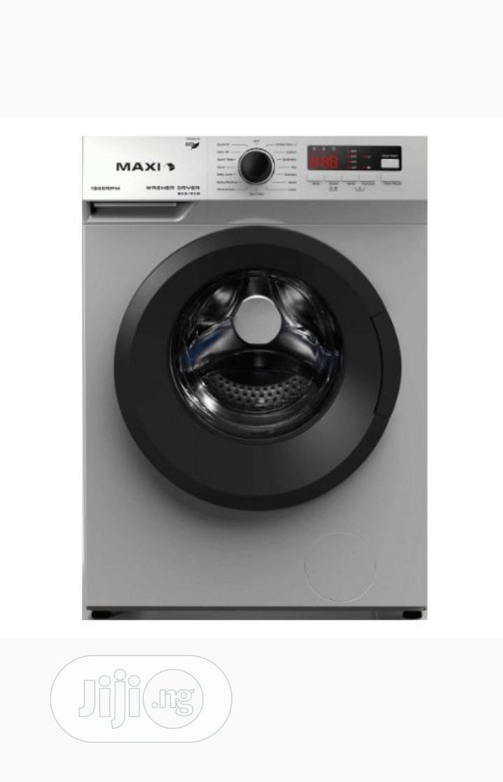 Maxi Washing Machine ( 8kg Washer 5kg Dryer) 80fwd-W