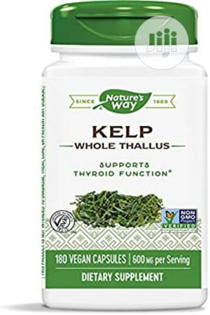 Nature's Way Kelp Support Thyroid Function   Vitamins & Supplements for sale in Lagos State, Victoria Island