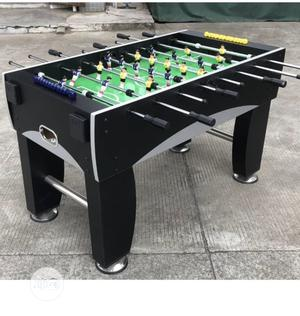 Standard Soccer Table With Accessories | Sports Equipment for sale in Lagos State, Surulere