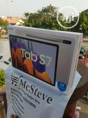 New Samsung Galaxy Tab S7 128 GB Black   Tablets for sale in Abuja (FCT) State, Wuse 2