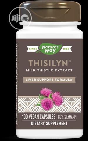 Nature's Way Thisilyn Milk Thistle Extract | Vitamins & Supplements for sale in Lagos State, Ikoyi