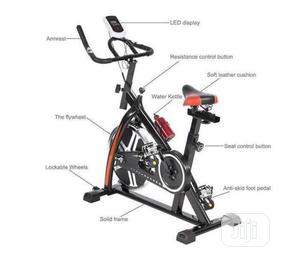 Spinning Bike With Accessories | Sports Equipment for sale in Lagos State, Surulere
