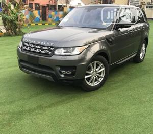 Land Rover Range Rover Sport 2016 SE Td6 4x4 (3.0L 6cyl 8A) Gray | Cars for sale in Lagos State, Ojodu