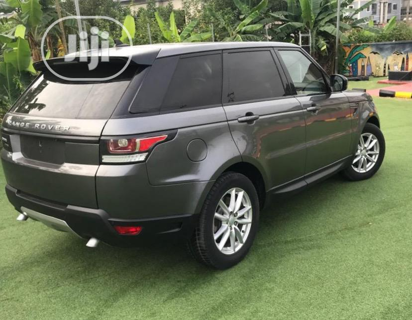 Land Rover Range Rover Sport 2016 SE Td6 4x4 (3.0L 6cyl 8A) Gray   Cars for sale in Ojodu, Lagos State, Nigeria