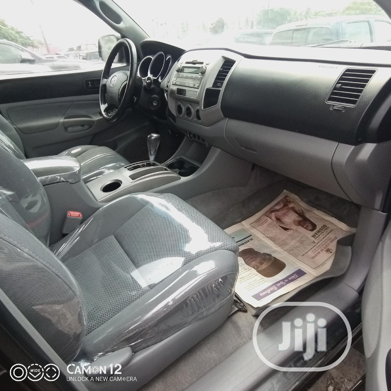 Archive: Toyota Tacoma 2008 4x4 Access Cab Black