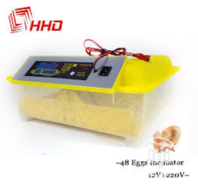 56 Eggs Incubator With Inbuilt Inverter