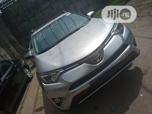 Toyota RAV4 2016 XLE AWD (2.5L 4cyl 6A) Silver | Cars for sale in Lagos State, Amuwo-Odofin