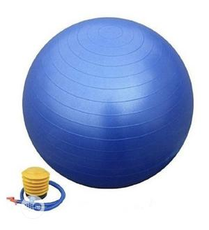Gym Ball With Pump   Sports Equipment for sale in Lagos State, Surulere