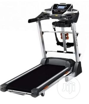 3.0hp Treadmill With Incline, Massager, MP3 Dumbbell   Sports Equipment for sale in Lagos State, Surulere