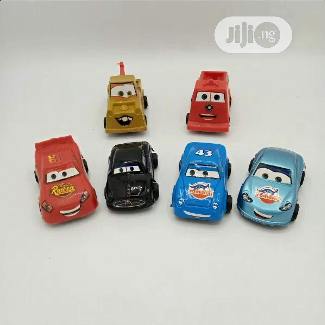 Cars Mini Racer Set