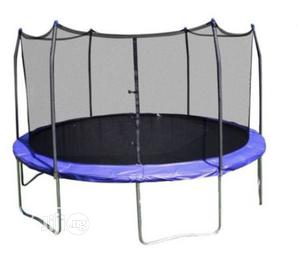 12ft Trampoline For Children   Sports Equipment for sale in Lagos State, Surulere