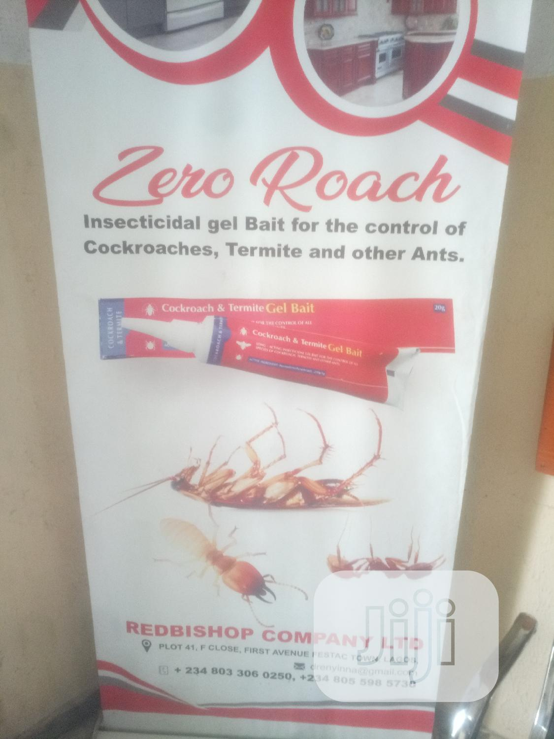 Archive: Zero Roach Long Acting Cockroach, Termites And Ant Killer