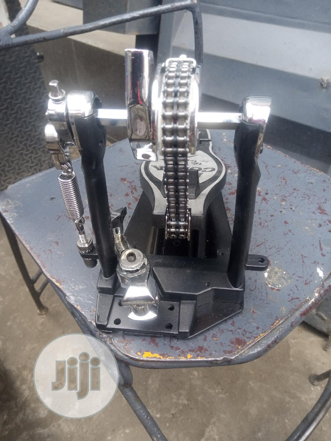 Professional Drum Pedal Iron Cobra | Musical Instruments & Gear for sale in Ikeja, Lagos State, Nigeria