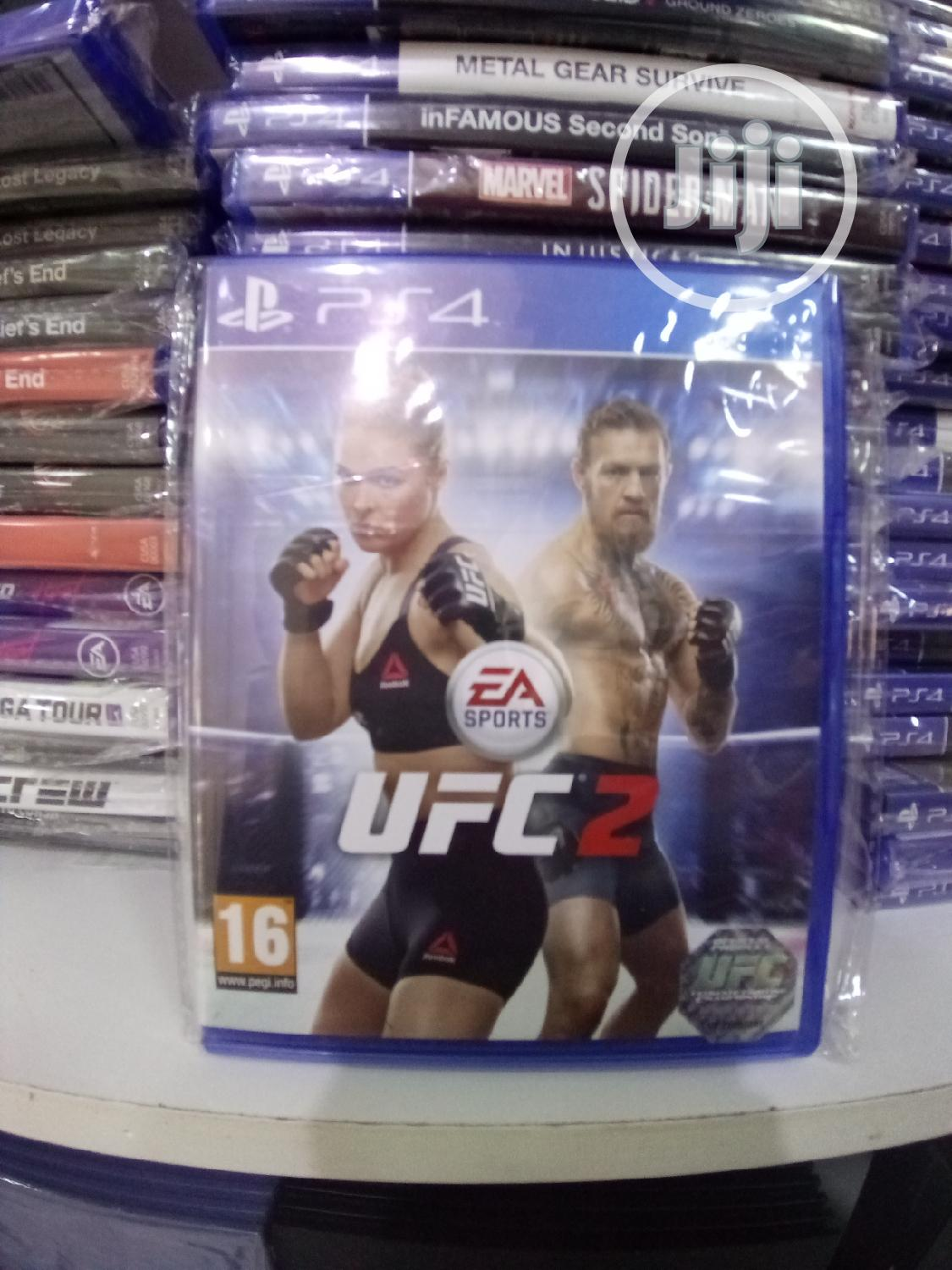 Ps4 Cd Games: Ufc 2 | Video Games for sale in Gwarinpa, Abuja (FCT) State, Nigeria
