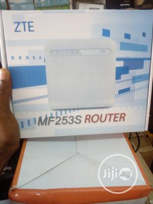 ZTE Universal 4G Sim Router MF253S | Networking Products for sale in Abuja (FCT) State, Garki 1